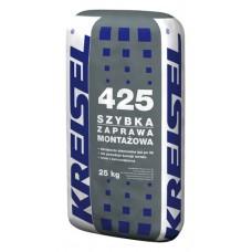 Быстросхватывающаяся монтажная смесь SZYBKA ZAPRAWA MONTAOWA 425 Kreisel
